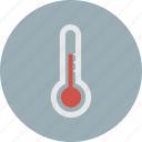 heat, medical, mercury, temperature, thermometer icon