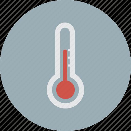 heat, medical, mercury, temperature, thermometer icon