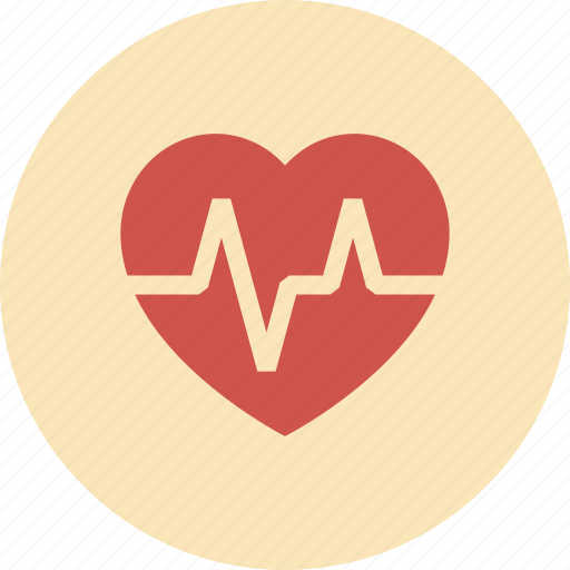 ecg, health, healthcare, heart, medical, pulse icon