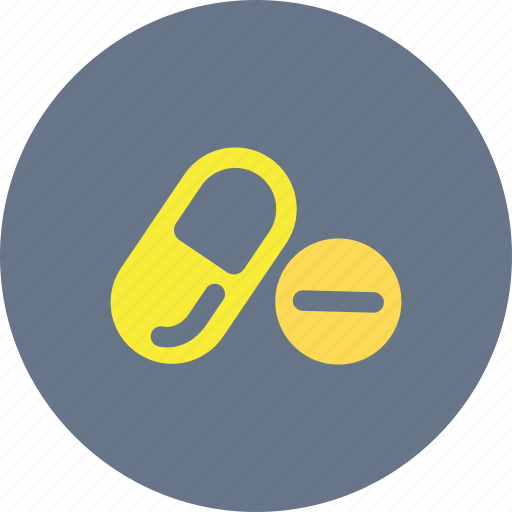 capsule, drug, medical, medicine, pills, tablet icon
