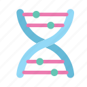 blood, dna, genetics, genome, healthy, medical, test icon