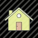apartment, home, house