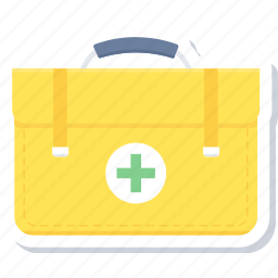 aid, box, briefcase, first aid, firstaid box, kit, medical icon