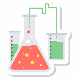 chemistry, experiment, lab, laboratory, medical, science, test icon