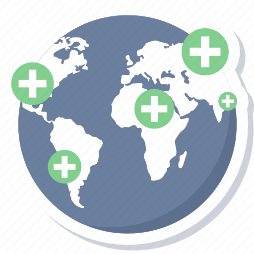 healthcare, hospital, hospital location, location, medical, medical location, pharmacy location icon