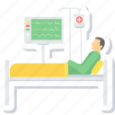 care, emergency, healthcare, hospital, medical, patient, treatment icon