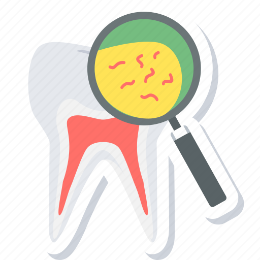 bacteria, dental, dentistry, germs, hygiene, stomatology, tooth icon
