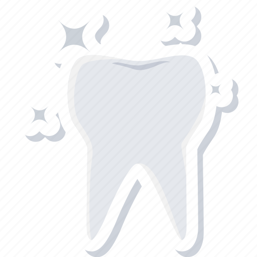dental, dentistry, hygiene, shining, stomatology, tooth icon