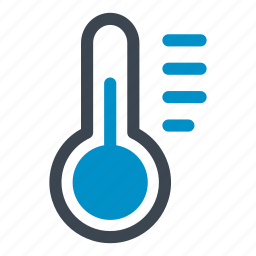 celsius, degrees, fahrenheit, temperature, thermometer icon