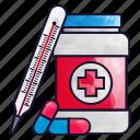 clinic, doctor, drugs, medicine, pharmacy, pills, stethoscope