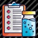 ambulance, care, checklist, hospital, medic, medical, pharmacy