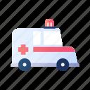 ambulance, car, emergency, medical, paramedic, rescue, vehicle