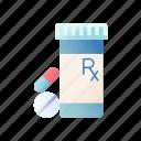 medical, medication, medicine, pharmacy, pills, tablets, vitamin icon