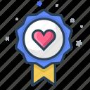 badge, medical, prize, reward, trophy icon