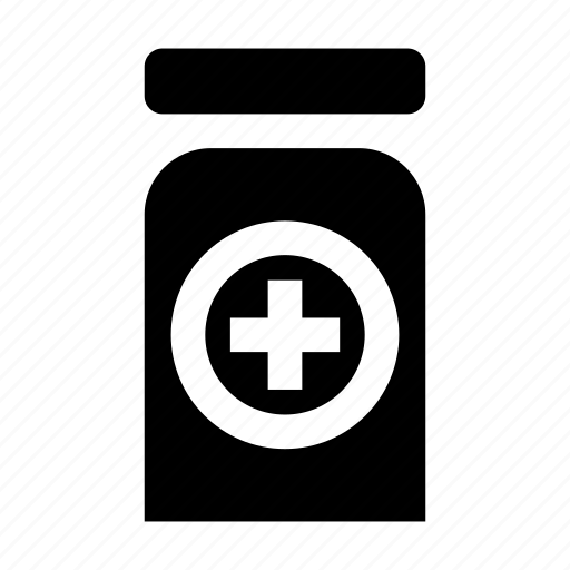 bottle, box, drug, healthcare, medical, medicine, treatment icon