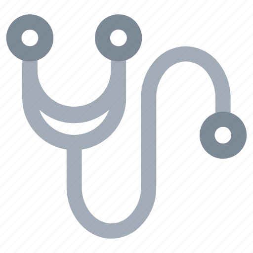 device, doctor, medical, physician, stethoscope, tool icon