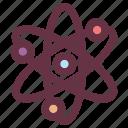 atom, health, healthcare, hospital, medical, medicine, treatment icon