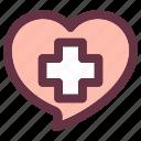 care, health, heart, heartcare, medical, treatment icon