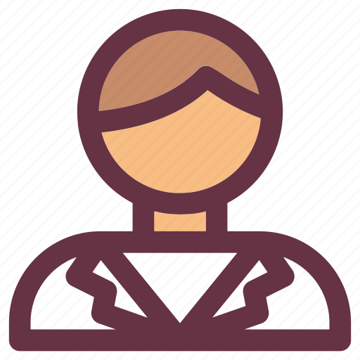 avatar, doctor, hospital, male, physician, profile icon