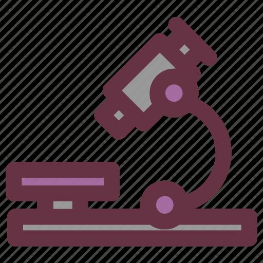 equipment, hospital, laboratory, medical, microscope, science, treatment icon