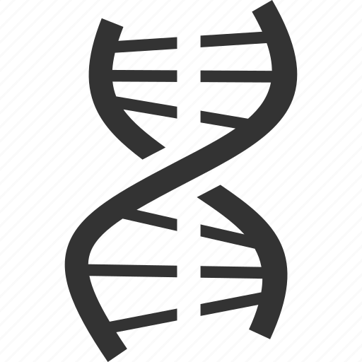 biology, dna, genetics, science icon
