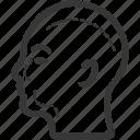face, facial surgery, plastic surgery icon icon icon