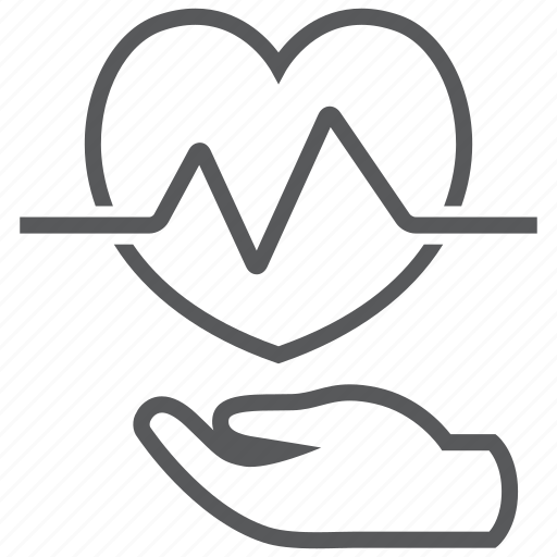 beat, disease, ecg, heart, love, prevention icon