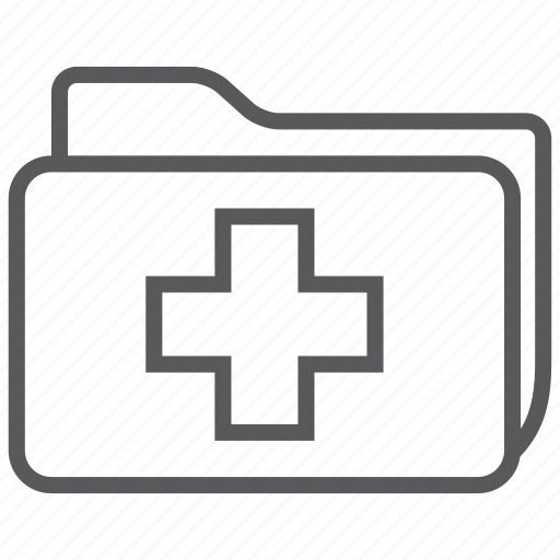 data, document, file, healthcare, medical, patient, records icon