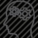 psychiatry, gear, mental, mind, mindset