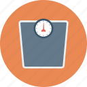 calculator, machine, scale, weighing, weight, weight machine icon icon