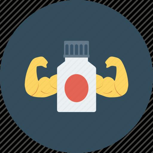 bottle, drugs, health, health care, health clinic, hospital, power icon