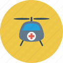 ambulance, cross, emergency, first aid, helicopter icon, medical icon