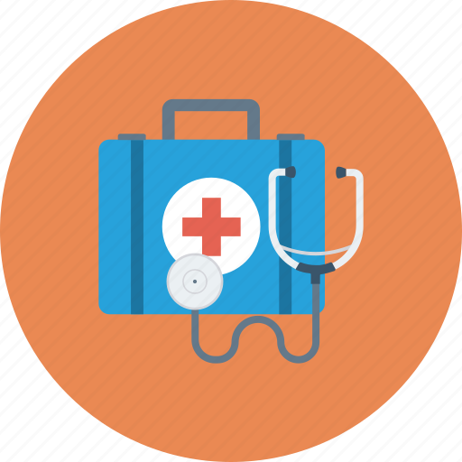 doctor, drug, healthcare, medical, medicine, notes, stethoscope icon icon