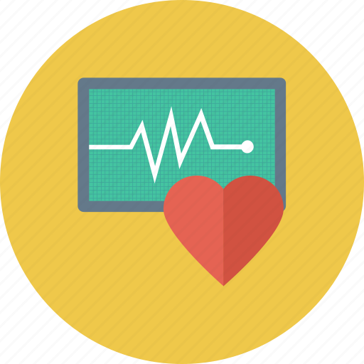 healthcare, heartbeat, pulsation, pulse icon icon