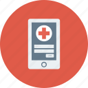 health app, healthcare app, medical app, mobile, mobile app icon icon