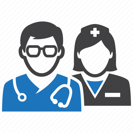 doctor, hospital, medical, nurse, personel, physician icon