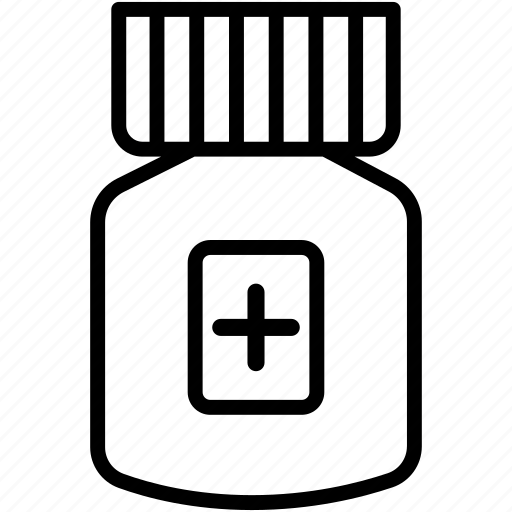 aid, bottle, drugs, medical, medicine, pharmacy, pills icon