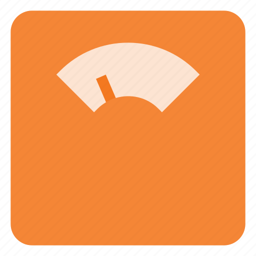 counter, health, measure, weight icon