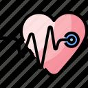 diagnose, healthcare, heart, heartbeat, medical, pulse, rate