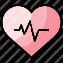 healthcare, heart, heartbeat, medical, pulse, rate