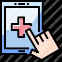 app, healthcare, help, hospital, information, medical