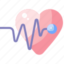 healthcare, heart, diagnose, rate, medical, pulse, heartbeat