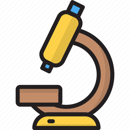 Chemistry, examination, lab, laboratory, microscope, research, science icon - Download on Iconfinder