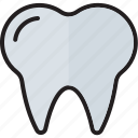 caries, dental, dentist, filling, implanting, stomatologist, tooth icon