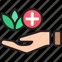 alternative medicine, health, herbal medicine, pharmacy, therapy, traditional medicine icon