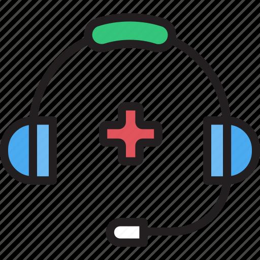Medical advice, medical assistance, medical help, medical info, medical support icon - Download on Iconfinder