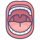anatomy, mouth, oral, tongue