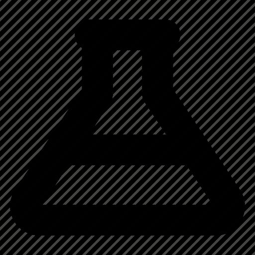 beaker, healthcare, medical, medicine, science icon
