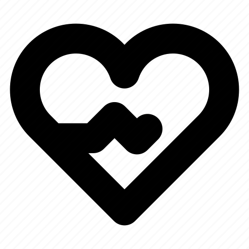 Health, heart, heartbeat, medical, pulse, rate icon - Download on Iconfinder