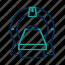 machine, mri, scan icon